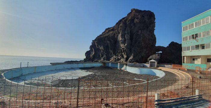 Los Roques de Fasnia, a la espera de Costas para una reforma integral de la zona