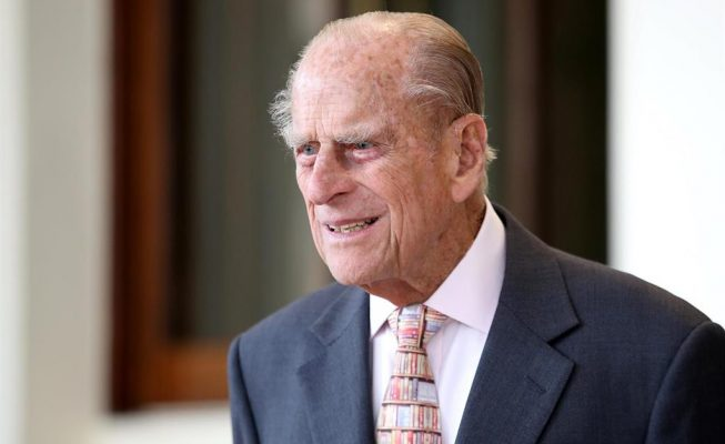 Muere Felipe de Edimburgo, marido de la reina Isabel II, a los 99 años
