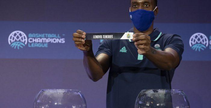 "Lenovo Tenerife tendrá un duelo ""a cara o cruz"" con Strasbourg en Liga de Campeones"