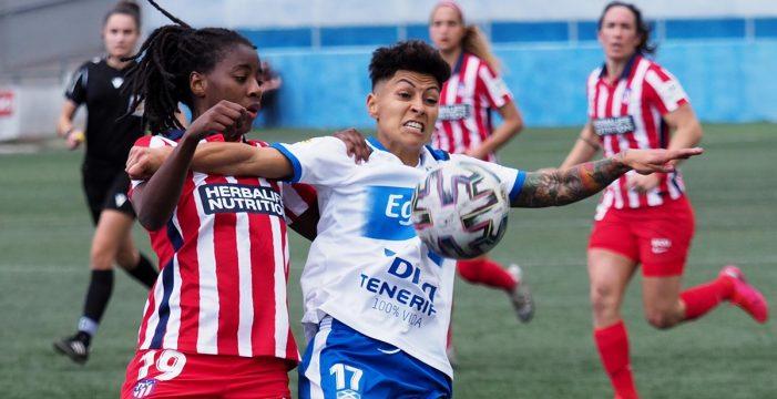 La UDG Tenerife Egatesa, a seguir con el sueño de jugar en Europa