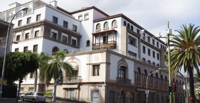 La ampliación del BIC Los Hoteles, en Santa Cruz, puede acabar, otra vez, ante un juez