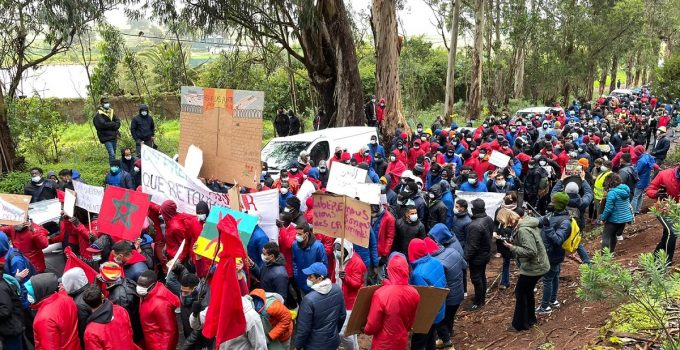 La Laguna exige la solidaridad de cabildos y municipios en la distribución de los migrantes
