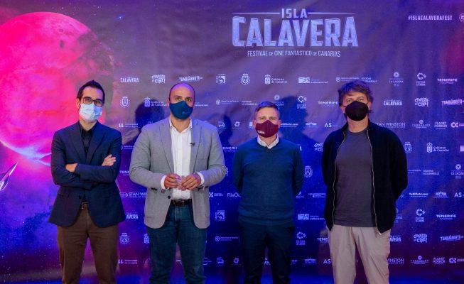 El Isla Calavera promociona Tenerife como destino de rodajes