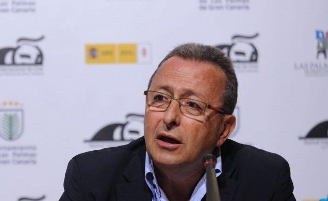 Claudio Utrera recibe este sábado el homenaje del Festival Internacional de Cine de Las Palmas de Gran Canaria