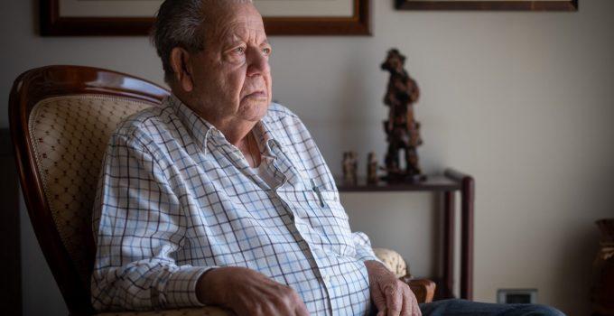 """José González, emigrante canario: """"Tuve mi primer camión con 20 años"""""""