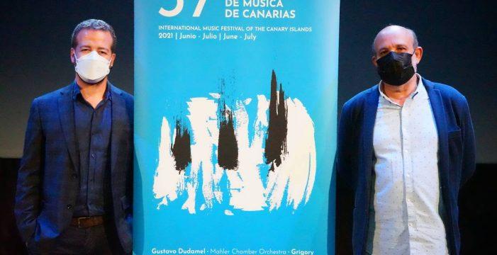 El Festival de Música de Canarias se hace por primera vez en verano