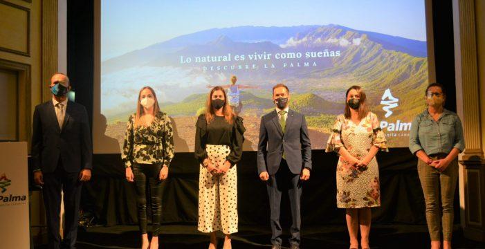 La Palma se presenta al turista con 'Lo natural es vivir como sueñas'