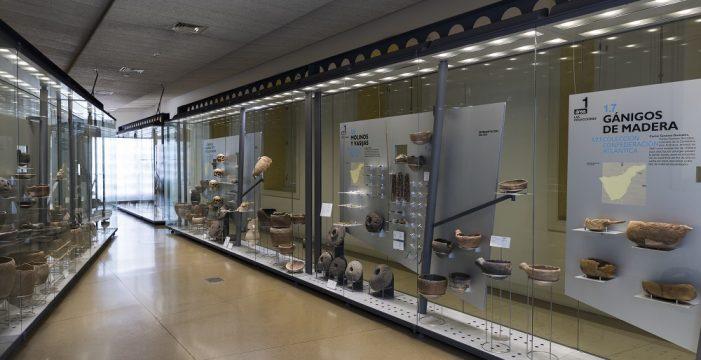 El Museo de Naturaleza y Arqueología ofrece a la comunidad educativa visitas guiadas virtuales