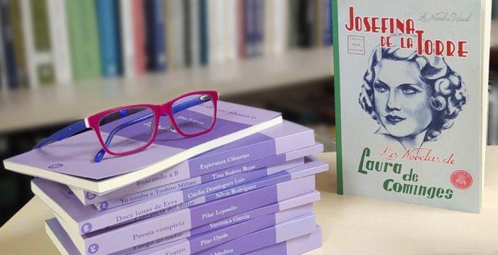 El Gobierno regional otorga este año el protagonismo a las escritoras en el Día del Libro