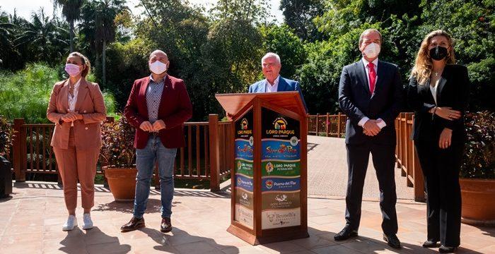 Loro Parque reabre sus puertas al público el 1 de mayo, de jueves a lunes y con aforo limitado