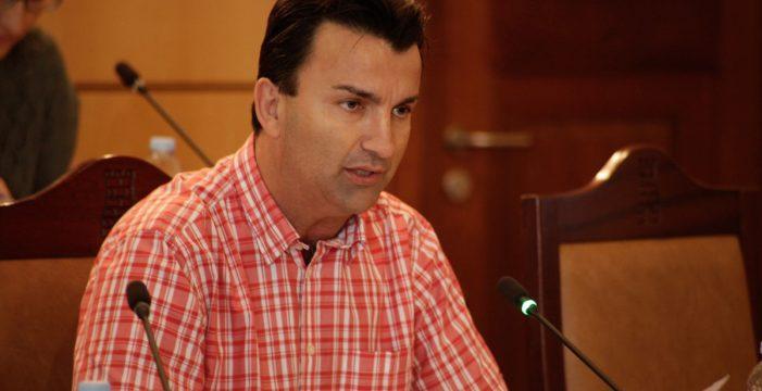 José Fernando Gómez, tras 20 años, deja de ser concejal de Candelaria