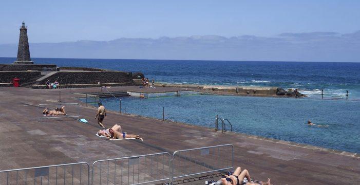 La Laguna reactiva el sistema de control del aforo en las zonas de baño durante el fin de semana