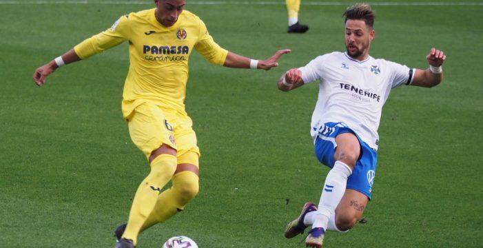 El CD Tenerife quiere aprobar su asignatura pendiente cuando juega lejos del Rodríguez López