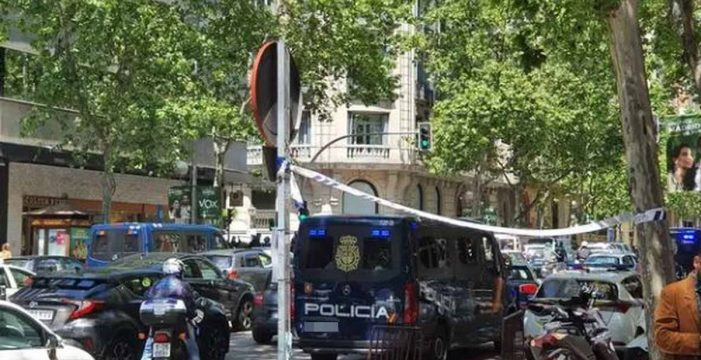 Atraco en una joyería en Madrid: un trabajador resultó herido de un disparo