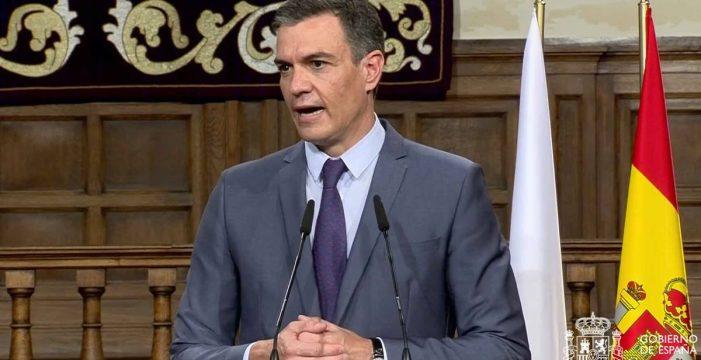 Sánchez rechaza que los indultos sean un coste y desoye las críticas