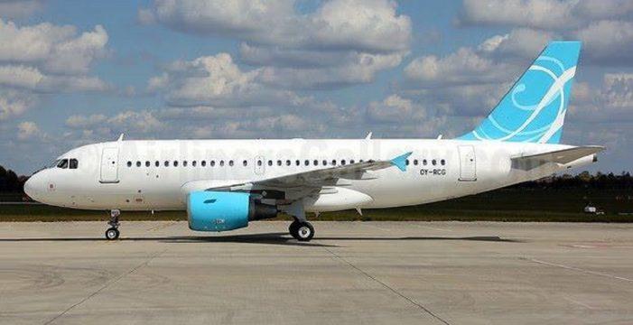 Canarian Airways, más cerca del cielo; pintan el primer A319 de su flota