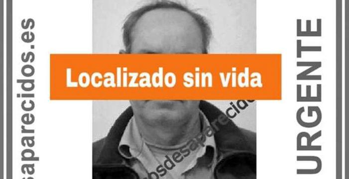 Hallan el cuerpo sin vida de José Manuel, desaparecido desde hacía 8 años en Tenerife
