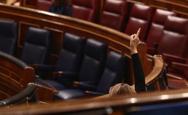 Podemos pide en el Congreso medidas para combatir la discriminación por acento