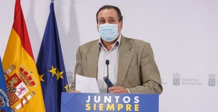 """Trujillo: """"Tenerife mantiene un nivel de casos de Covid inaceptable"""""""