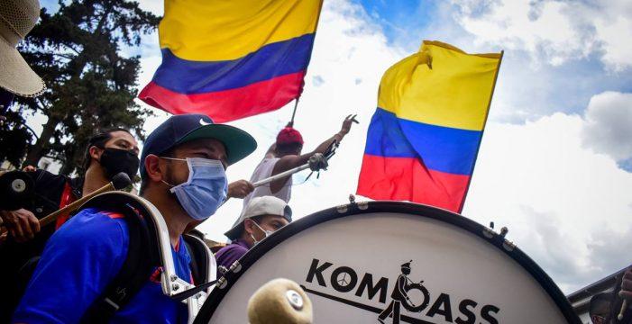Los siete puntos que reclaman los manifestantes en Colombia
