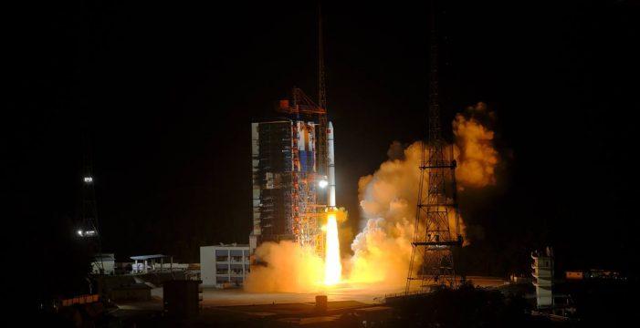 Caen en la Tierra los restos del cohete pesado lanzado por China