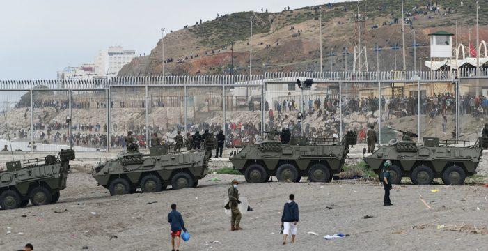 """Sánchez: """"Es inaceptable que Marruecos no respete las fronteras por discrepancias"""""""