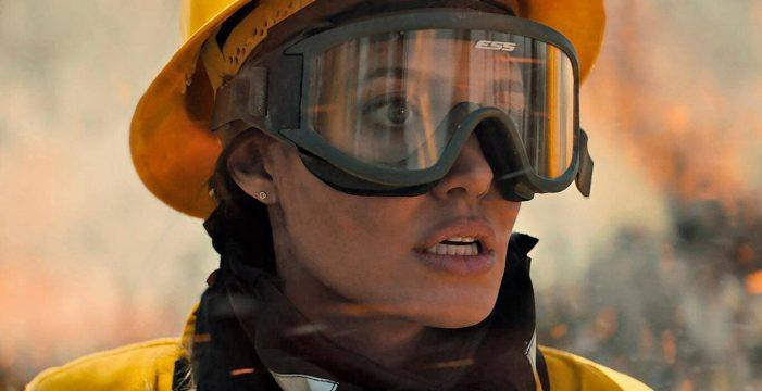 Angelina Jolie vuelve a la acción con 'Aquellos que desean mi muerte'