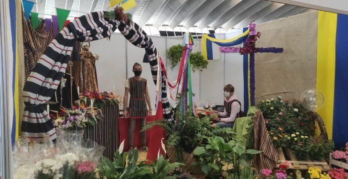 Santa Cruz inicia sus Fiestas de Mayo más atípicas