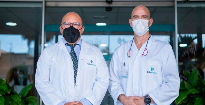 Quirónsalud Tenerife ficha al doctor Hermógenes Díaz como jefe de Cirugía General y Digestiva