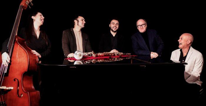 Local Jazz Band presenta sus 'Paisajes sonoros' en La Granja