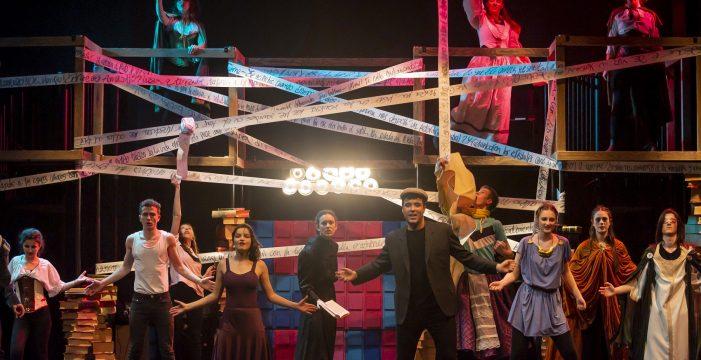 Los Premios Buero de Teatro Joven de Coca-Cola reciben 25 propuestas de Canarias
