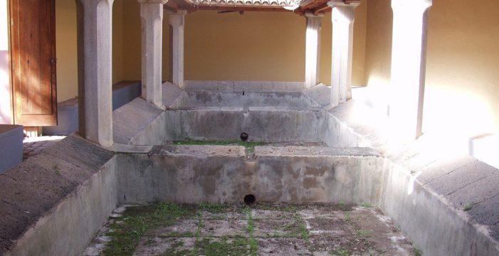 Los antiguos lavaderos de La Laguna serán un Centro de Interpretación del Agua