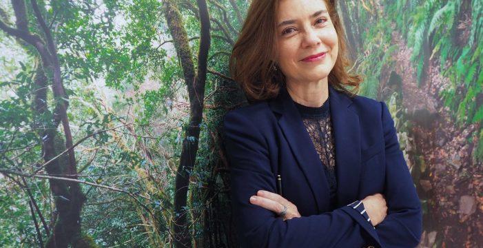 """Pilar Martín: """"No descarto que en un futuro cercano haya que controlar el acceso a Anaga"""""""