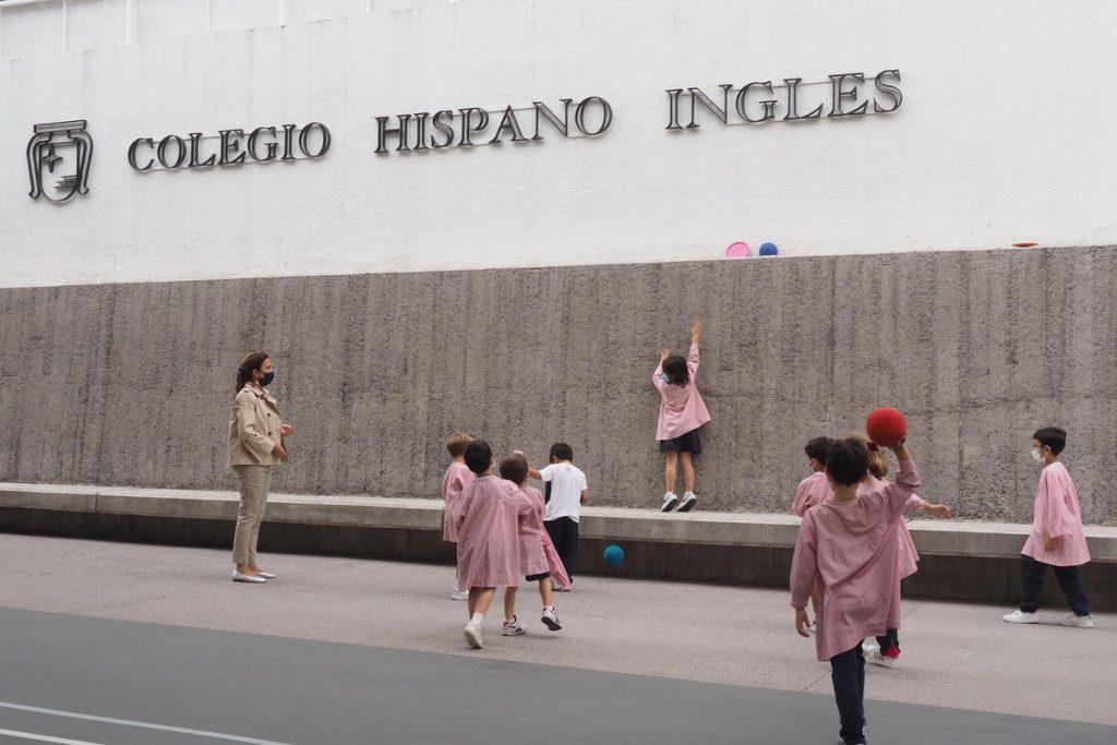 Alumnos del Colegio Hispano Inglés logran tres premios en una semana. SERGIO MÉNDEZ