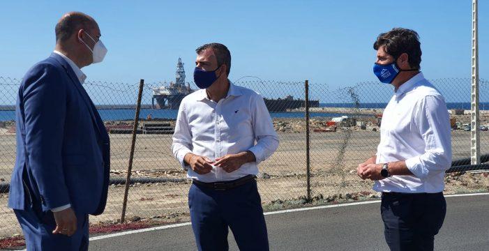 El PP reclama la construcción de  una regasificadora en Tenerife