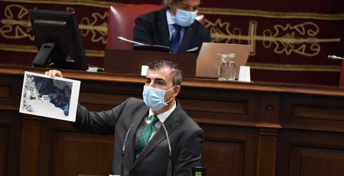 El PP logra el apoyo del Parlamento de Canarias para la erradicación de infraviviendas y chabolismo en entornos naturales