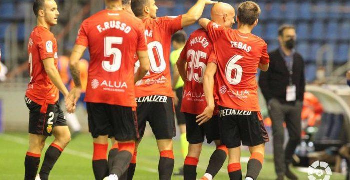El Tenerife de postemporada no puede con un Mallorca de fiesta (0-1)