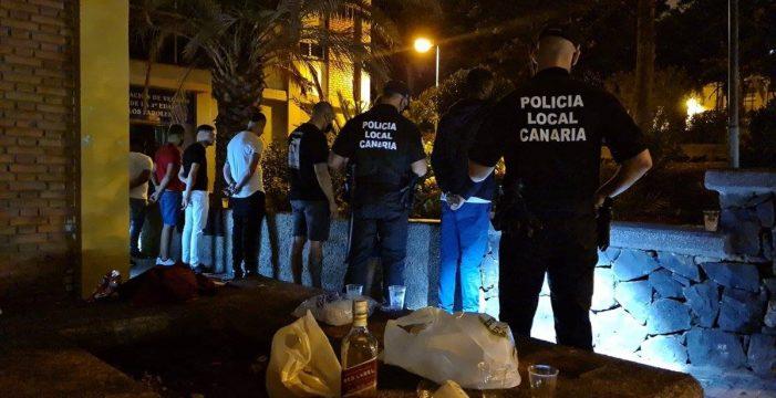 Canarias despliega 7.000 policías contra la COVID este fin de semana