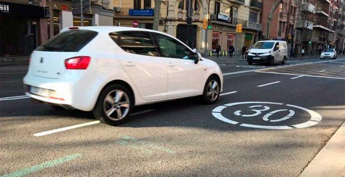 Nuevos límites de velocidad en ciudad: lo que debes saber para evitar la multa