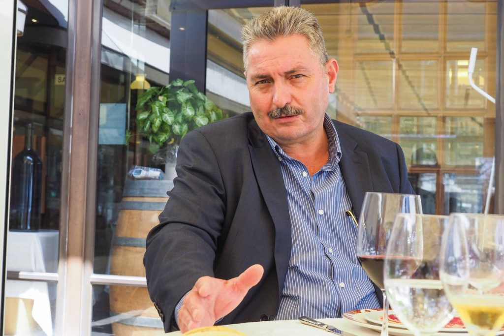 Manuel Páez Quintero, presidente de la constructora Quintercon