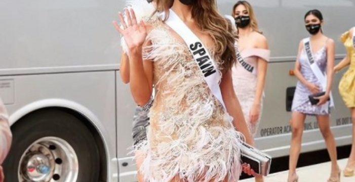 Santi Castro, del Carnaval de Tenerife a brillar en Miss Universo