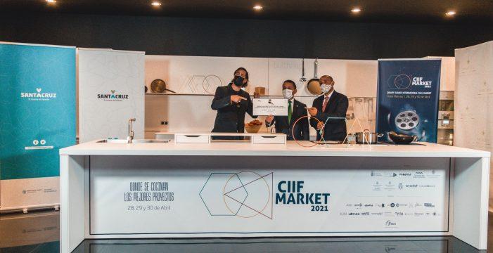 'La roca y el mar', Premio CIIF Market al proyecto de mayor repercusión internacional