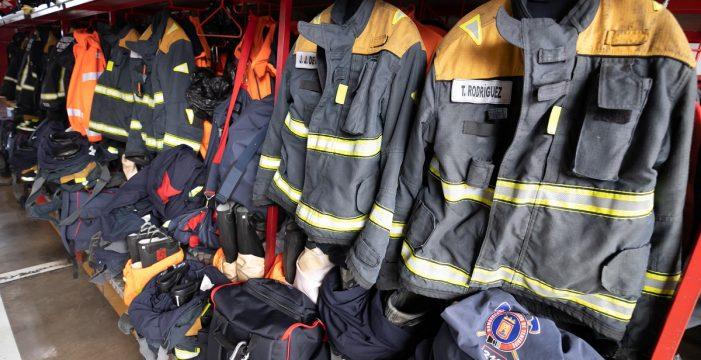 El parque de bomberos del Valle de Güímar abrirá a principios de 2022