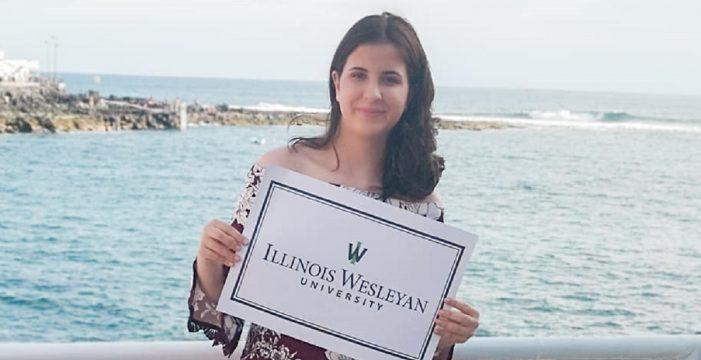 Una universidad americana 'ficha' a la adejera Victoria Ballesteros