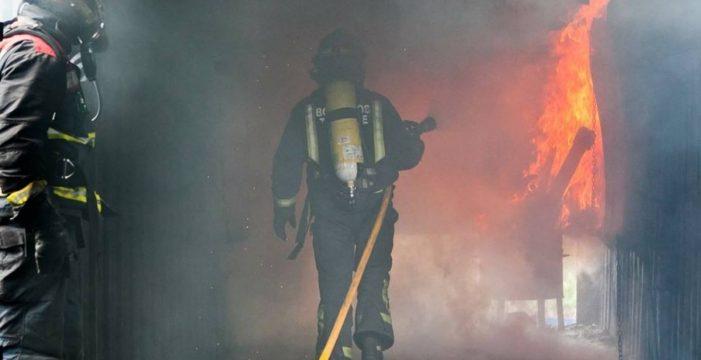 """El sur de Tenerife juega con fuego: """"Necesita urgentemente parques de bomberos"""""""
