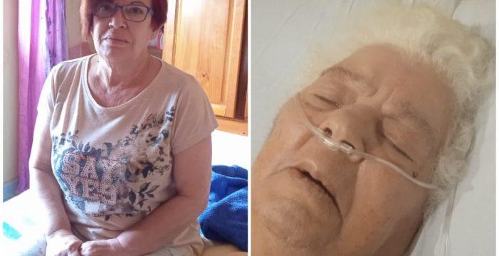 """Ana María, cuidadora de su madre: """"Estoy sola y al límite; no puedo más"""""""