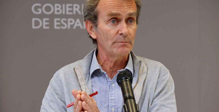 """Tras el caos del fin de semana, Simón admite que """"nadie sabe lo qué pasará en España"""""""