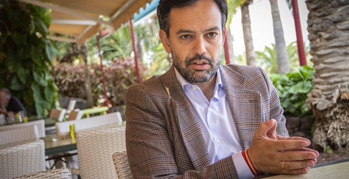 "Lope Afonso: ""No contemplo regresar a la política activa a corto plazo"""