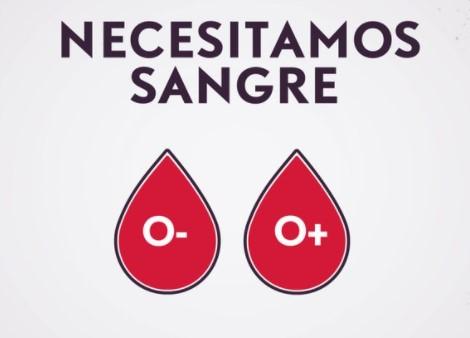 Canarias necesita sangre de los grupos O- y O+