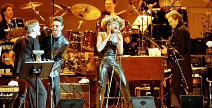 Tributo a Tina Turner y George Michael en La Laguna y en Arona